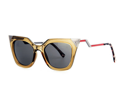 Temple Rhinestone Sunglasses - Awesome World - Online Store  - 3