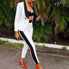 Premium Cara Kendall Jacket+Pants Pantsuit Set - Awesome World - Online Store  - 10