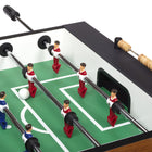 Playing Field on Carrom  Foosball Table in Burr Oak style available at Foosball Planet.