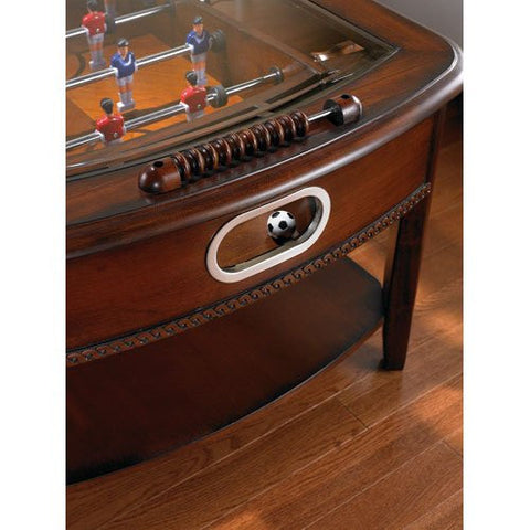Chicago Gaming Signature Foosball Coffee Table Foosball Planet