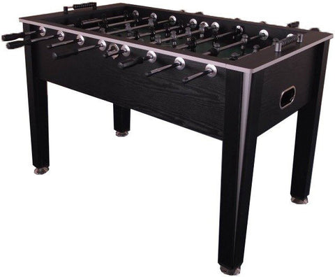 Imperial Black & Chrome Foosball Table