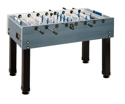 Garlando G-500AW Blue Weatherproof & Outdoor Foosball Table
