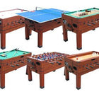 Berner 13-in-1 Combination Game Table in Cherry