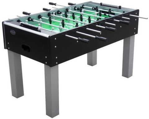 "Berner ""The Florida"" Outdoor Foosball Table in Black"