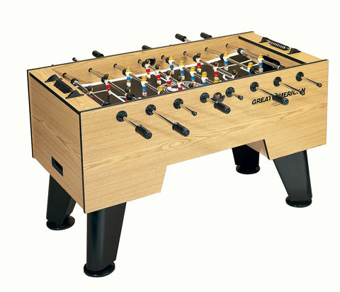 Picture of Great American Soccer Foosball Table