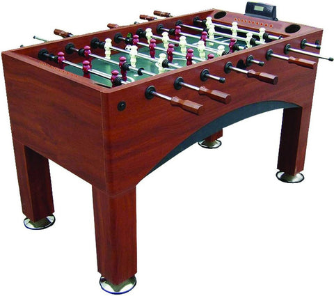 "Picture of American Legend Advantage 56"" Foosball Table w/Goal Flex"