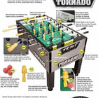 Tornado Foosball Specification