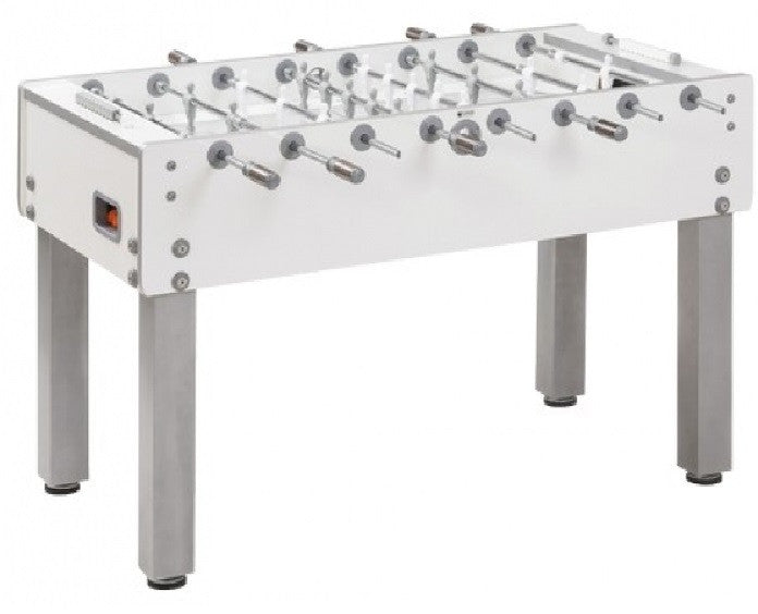 Garlando G-500WH Pure White Indoor Foosball Table