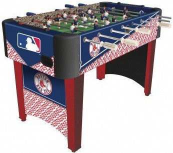 Picture of Boston Red Sox Foosball Table