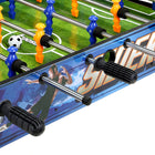 "Hathaway 38"" Sidekick Foosball Table in Blue/Green"
