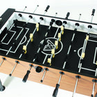 Playing Field on Atomic Pro Force Foosball Table by DMI Sports available at Foosball Planet.