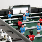 Players on a by DMI Sports Euro Star Foosball Table by Atomic available at Foosball Planet.