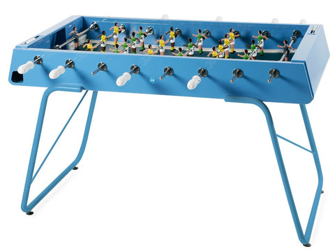 RS Barcelona RS3 Blue Outdoor Foosball Table