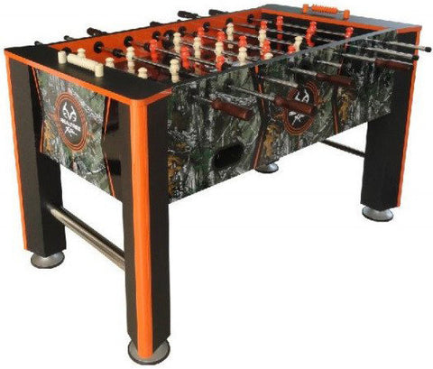 "Triumph 58"" RealTreeTM Soccer Table"