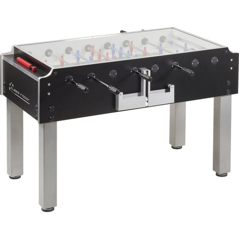 Garlando Class with Glass Top Foosball Table