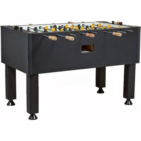 Black Tornado Foosball Table