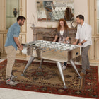 Garlando Image Foosball Table in White
