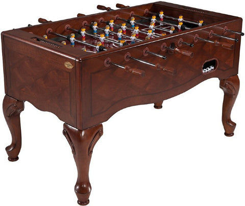 Berner Furniture Style Foosball Table in Walnut