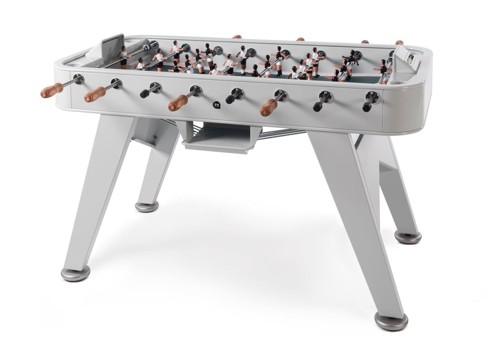 RS Barcelona Silver RS2 Inox Outdoor Foosball Table