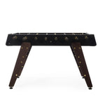 RS Barcelona RS3 Wood Black Outdoor Foosball Table