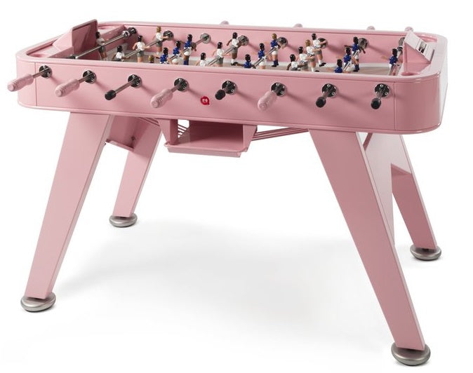 RS Barcelona Pink RS2 Iron Foosball Table