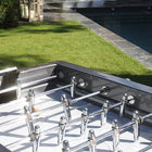 Debuchy by Toulet The BlackBall Outdoor Foosball Table