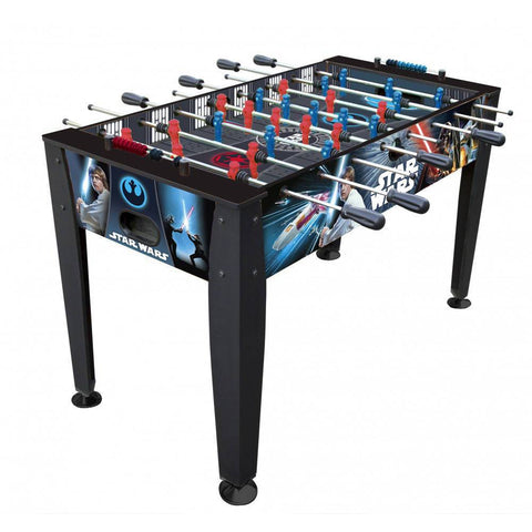 "Picture of Hathaway Star Wars Lightsaber Duel 54"" Foosball Table"