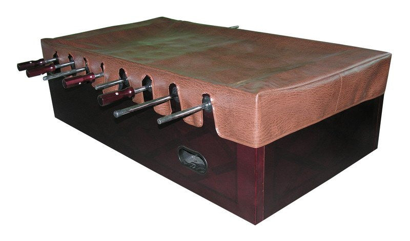 Berner - Naugahyde Foosball Cover in Brown or Black