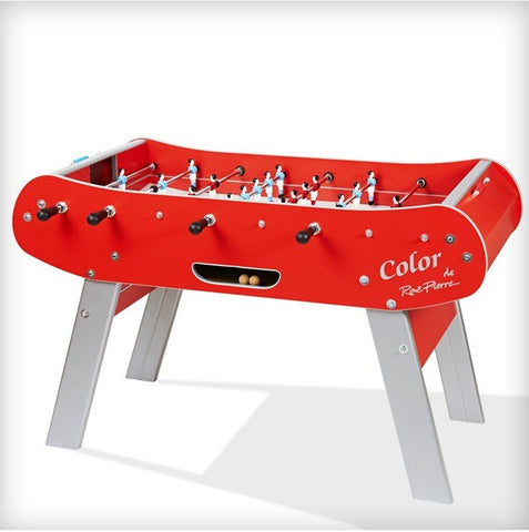 Rene Pierre Color Red Foosball Table