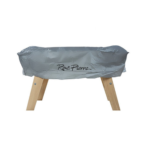 René Pierre Foosball Table Cover in Gray (for indoor or outdoor use)
