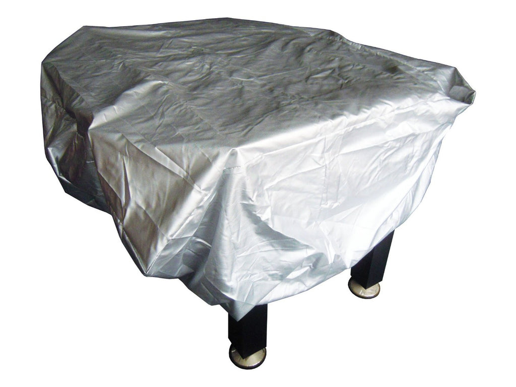 Berner Table Cover - Outdoor Foosball Cover in Silver