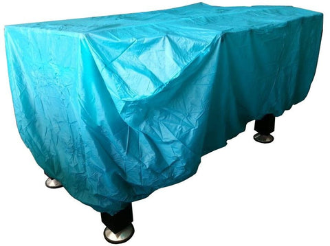 Berner Table Cover - Indoor Foosball Dust Cover in Blue