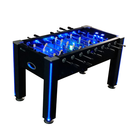 Picture of Atomic Azure LED Light Up Foosball Table