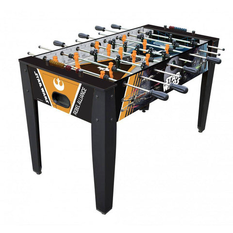 "Picture of Hathaway Star Wars Death Star Assault 54"" Foosball Table"
