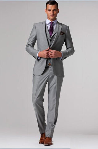Rossini Vested Euro Fit Suit