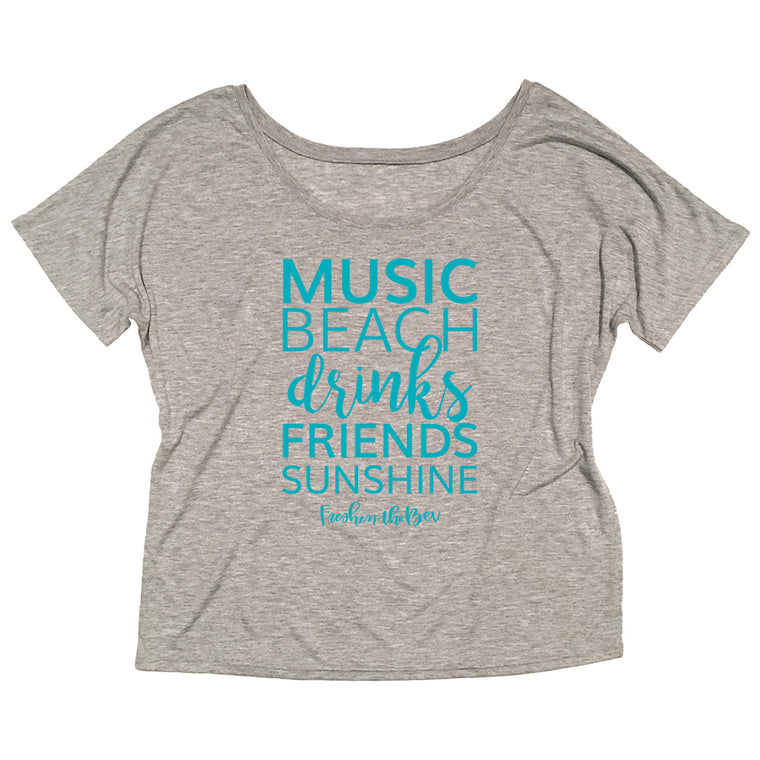 The Summer Shirt Women's Slouchy Tee
