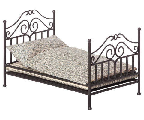 Anthracite Vintage Bed (for mice)