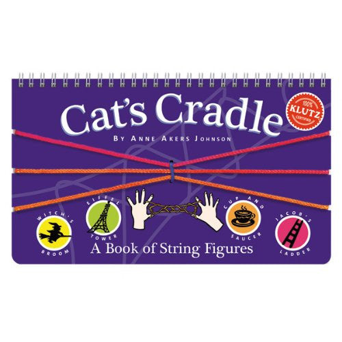 Cat's Cradle: A Book of String Figure