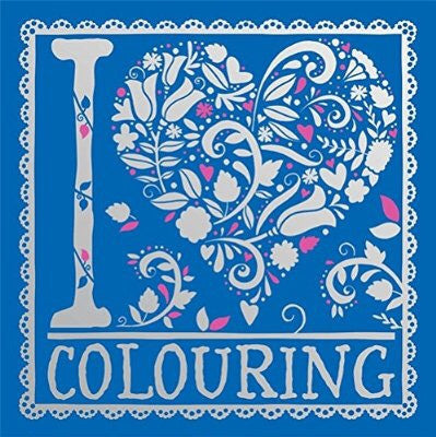 I heart colouring