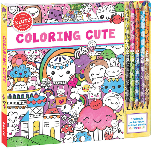 Cute colouring