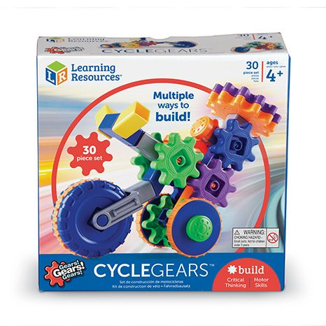 Gears Gear Gears - Multiple ways to build!