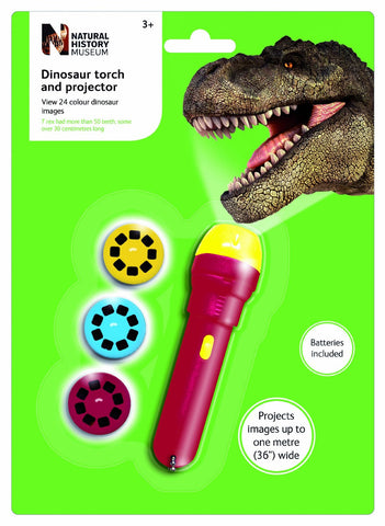 Dinosaur Projection Torch