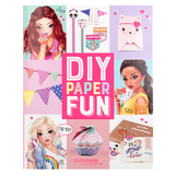 Top Model - DIY paper Fun