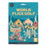 World Flick Golf (Make your own)