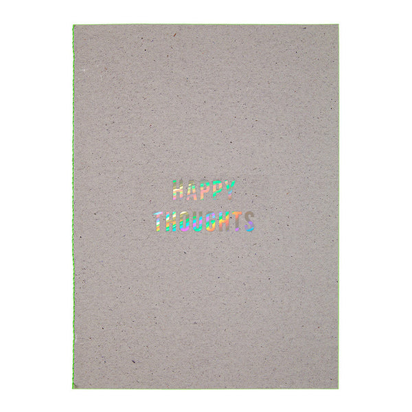 Happy Thoughts/Day Dream Notebooks