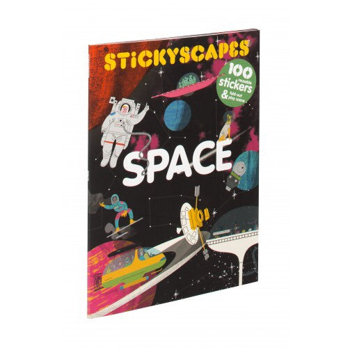 Stickyscapes - Space