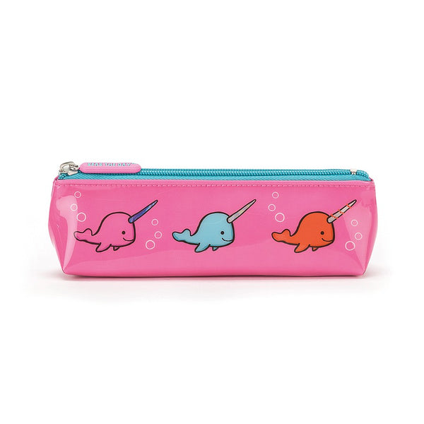 Narwhal - Seas the day  -  Pencilcase