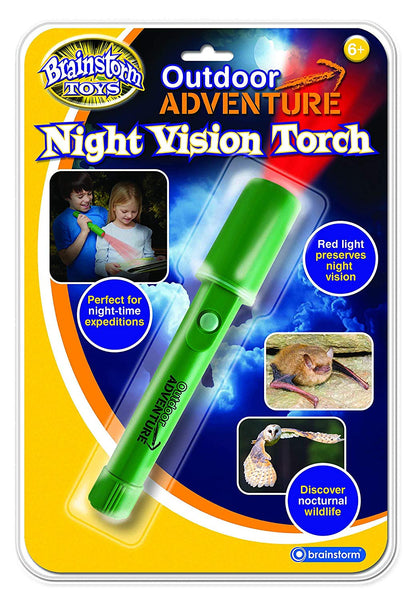 Outdoor Adventure Night Vision Torch