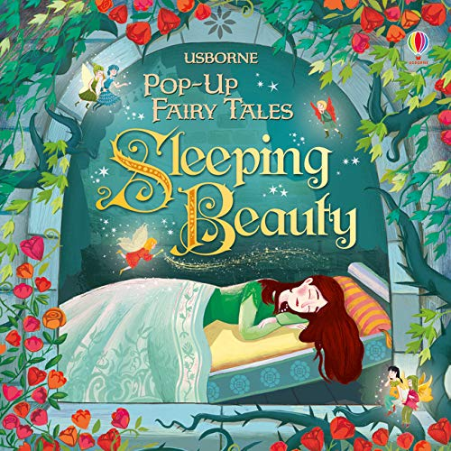 Sleeping Beauty (pop-up fairy tales)