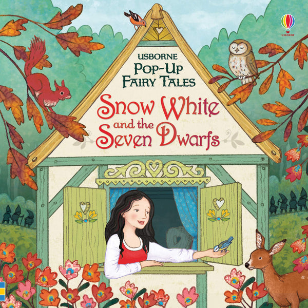 Snow White and the Seven Dwarfs (pop-up fairy tales)